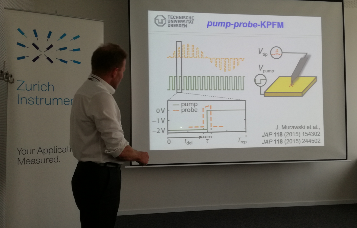 pump-probe KPFM