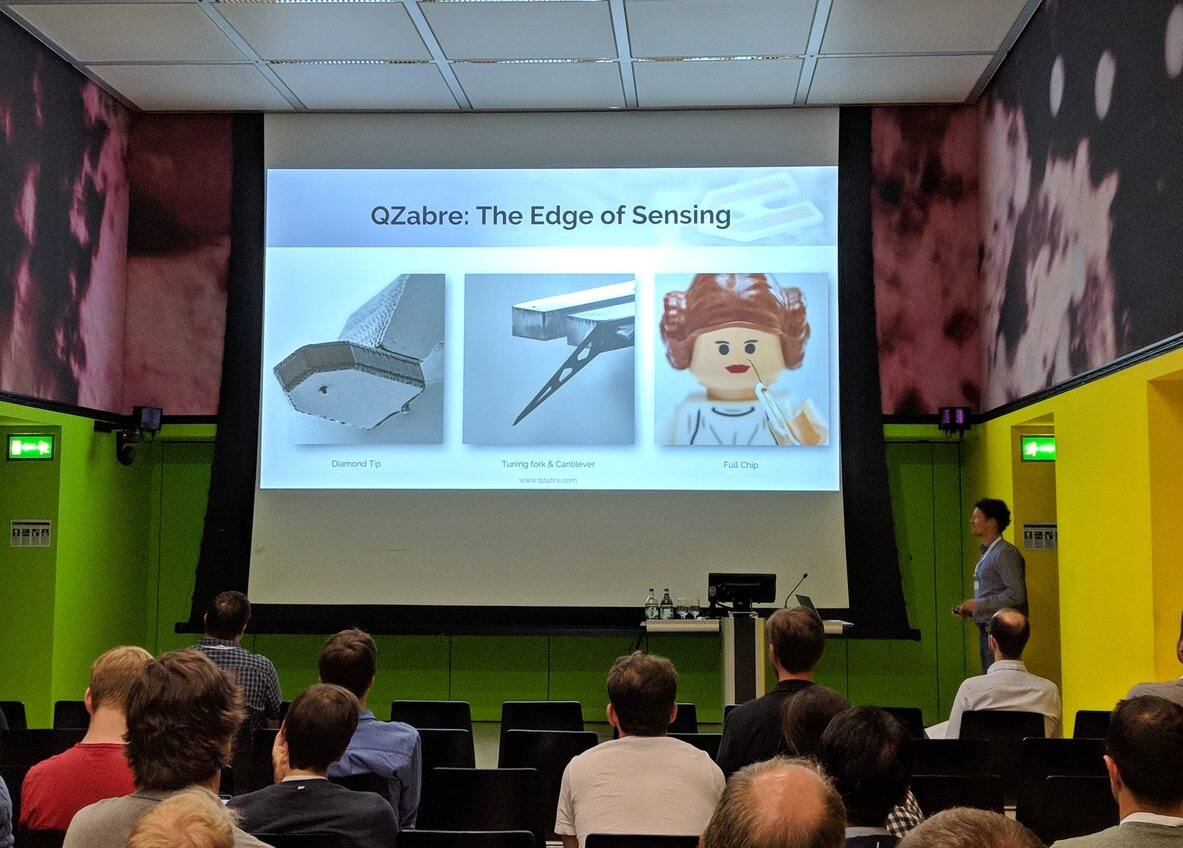 Getting to know a new expert in NV sensing technology - Qzabre