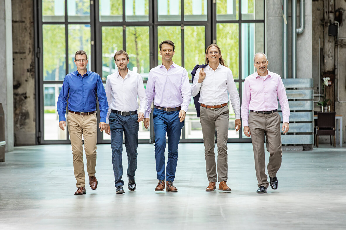 Zurich Instruments Management Team