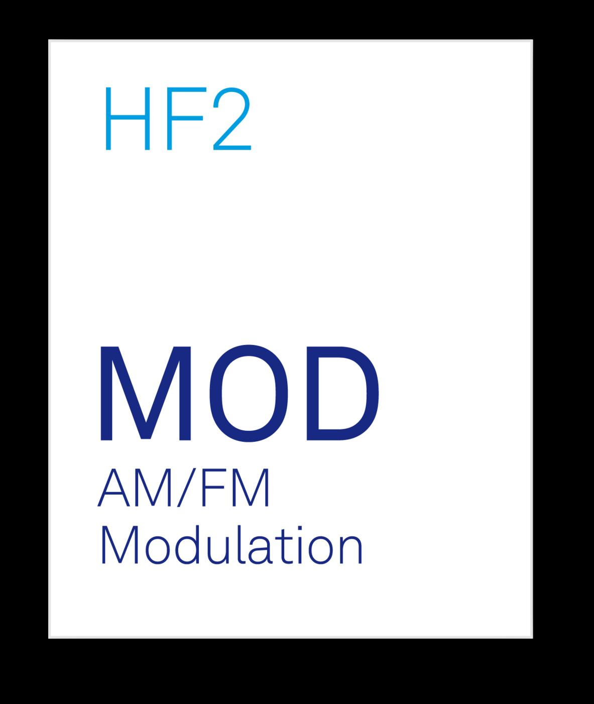 Zurich Instruments HF2 MOD AM/FM Modulation