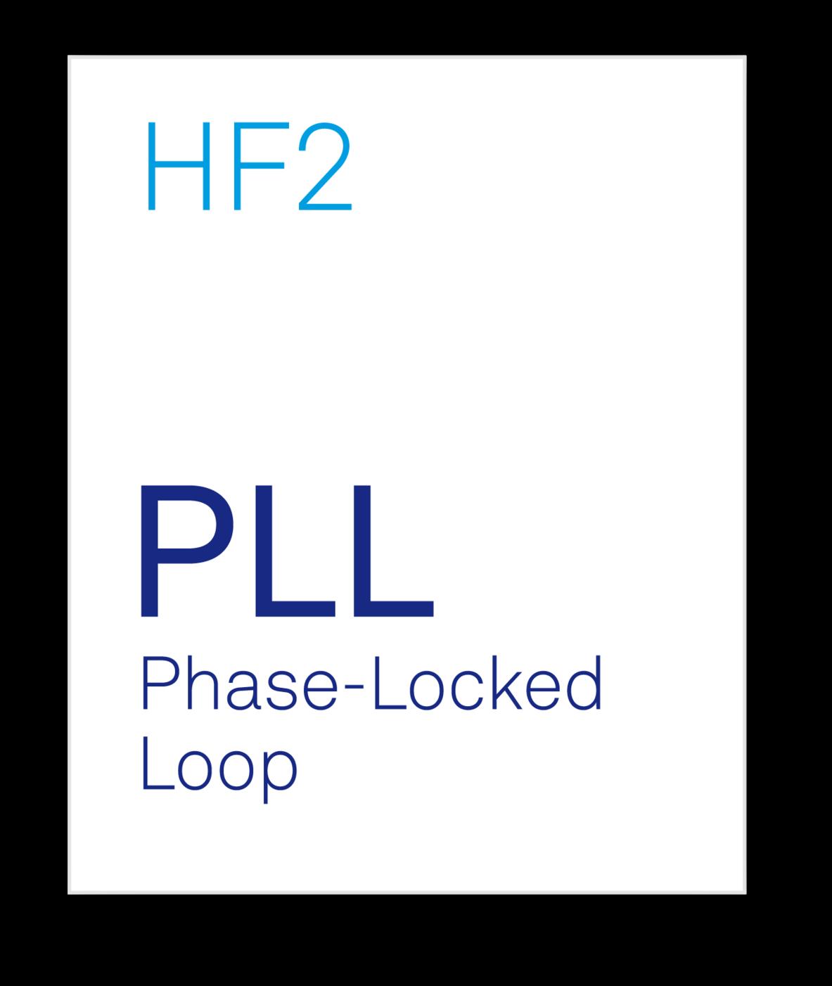 Zurich Instruments HF2 PLL Phase-Locked Loop