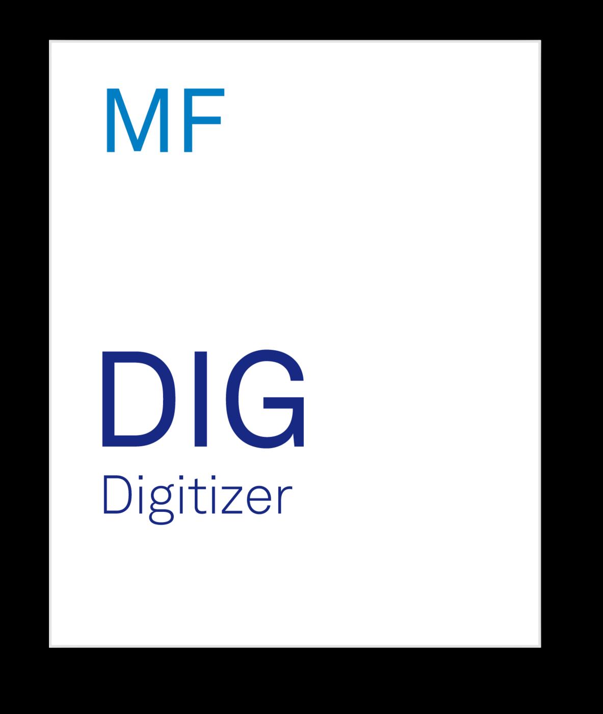 Zurich Instruments MF DIG Digitizer