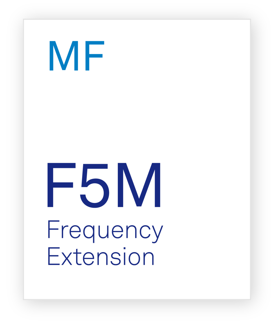 Zurich Instruments MF F5M Frequency Extension
