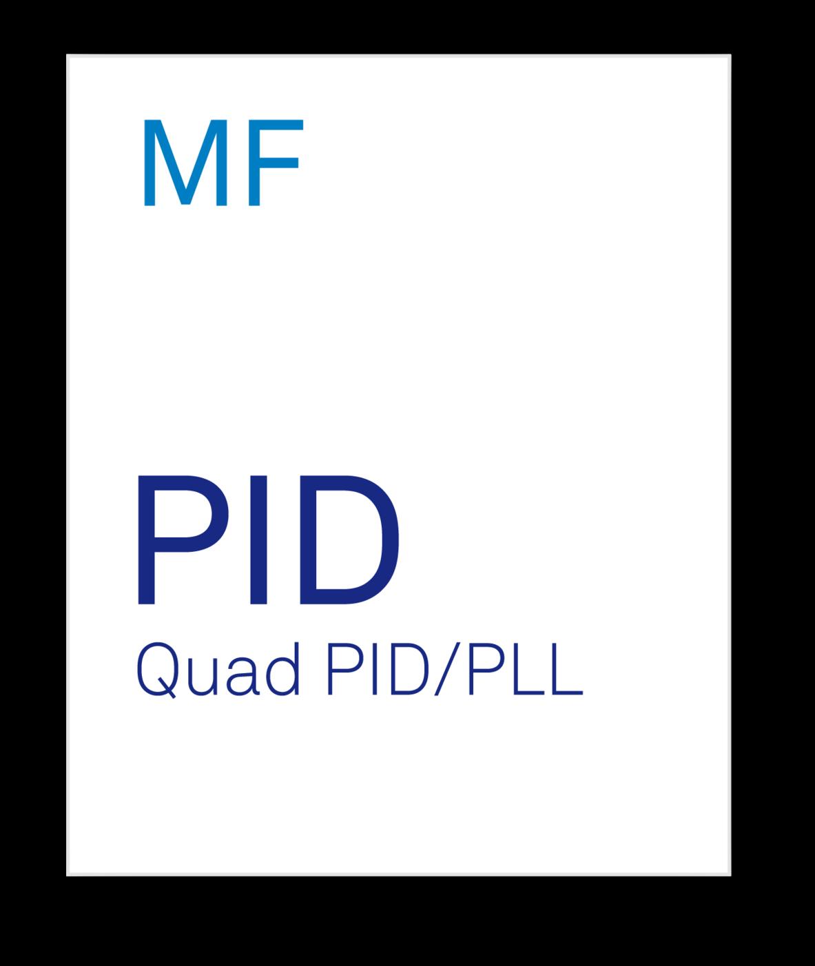 Zurich Instruments MF PID Quad PID/PLL