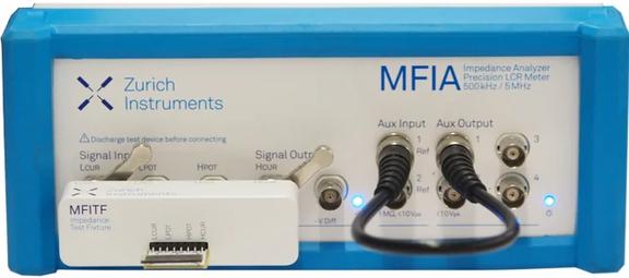 MFIA with MFITF