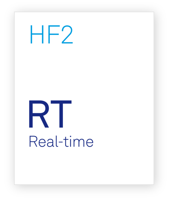 Zurich Instruments HF2 RT Real-time