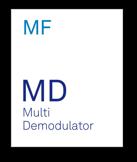 Zurich Instruments MF MD Multi Demodulator