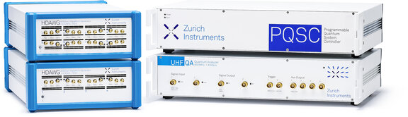 Zurich Instruments Quantum Computing Products