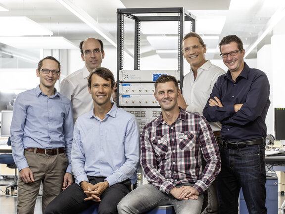 Zurich Instruments Quantum Project Team