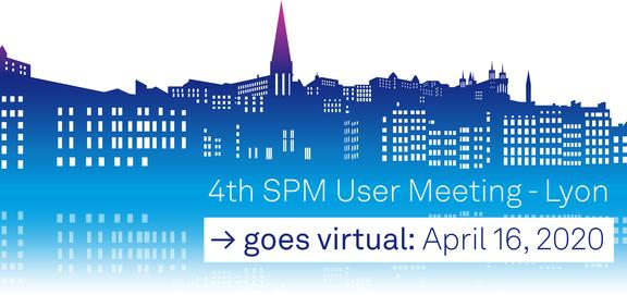 Zurich Instruments Virtual SPM User Meeting Lyon 2020 Header