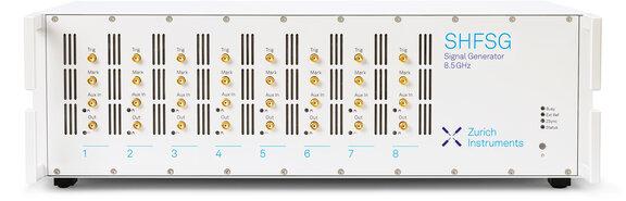 Zurich Instruments SHFSG 8.5 GHz 8-channel Signal Generator