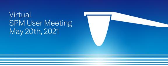 SPM User Meeting 2021 Banner