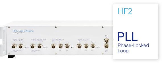 50 MHz Phase-Locked Loop
