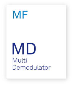 Zurich Instruments MF MD Multi Demodulator