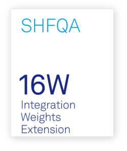 Zurich Instruments SHFQA 16W Integration Weights Extension