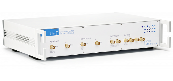 Lock-in Amplifier, RF lock-in amplifier, lock-in, digital lock-in amplifier, 600 MHz